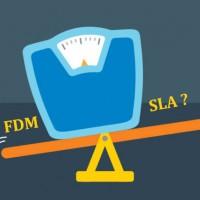 FDM или SLA? Что выбрать!