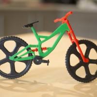 Использование ЗД печати для создания оригинального дизайна велосипедов, а также изготовление деталей и аксессуаров