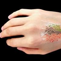 Ученые разработали 3D-печатные живые татуировки