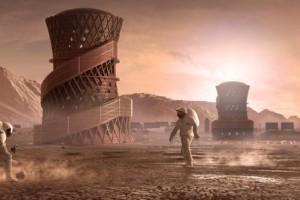 Кто построит первый дом на Марсе и Луне?