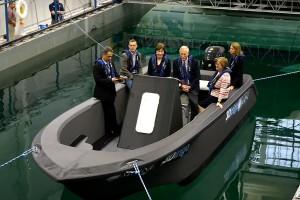 Самая большая 3D-печатная лодка в мире