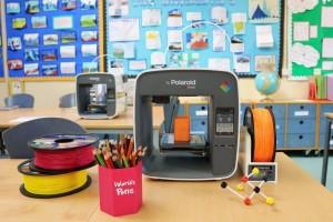 Новый 3D-принтер Polaroid PlaySmart вышел в свет