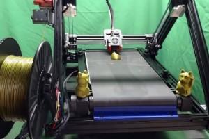 Очікувана новинка від Creality - 3D-принтер з ремінним приводом CR-30