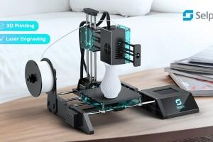Star A від Selpic – маленький 3D-принтер за помірковану ціну