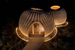Tecla - 3D-надрукований будинок з глини