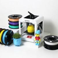 3D-принтер Toybox з комплектом Deluxe Bundle