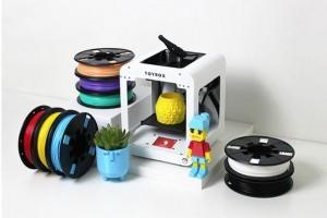 3D-принтер Toybox с комплектом Deluxe Bundle