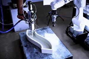 Baubot – новая мобильная роботизированная система с функцией 3D-печати
