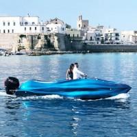 Первая в мире лодка из стекловолокна, напечатанная на 3D-принтере