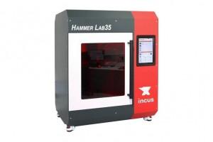 Розроблено новий 3D-принтер Hammer Lab35 для друку металами