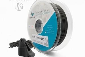 Nanovia оголосила про запуск двох нових ниток для 3D-друку