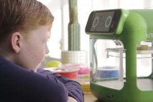 Дитячий 3D-принтер з голосовим управлінням вже на стадії розробки