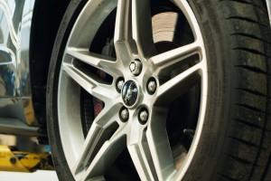 Ford представил уникальные 3D-замки для колес автомобилей