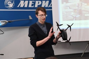 Украинский беспилотник напечатанный на 3D-принтере