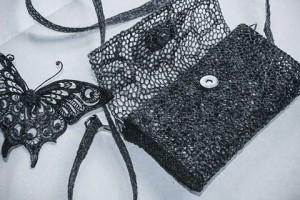 Эксклюзивные аксессуары и одежда 3Д ручкой by Kseniia Snikhovska