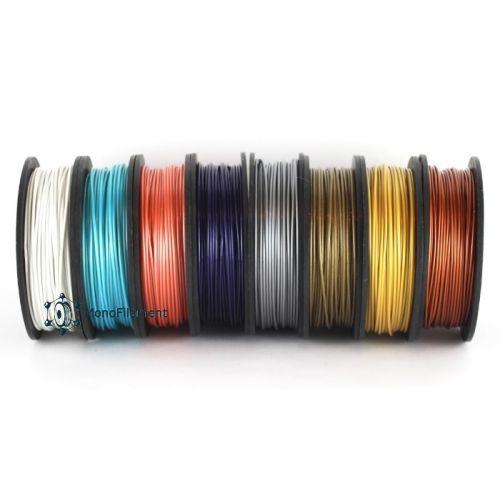 coPET Набір Gloss 8 кольорів Ø1,75мм по 0,125кг