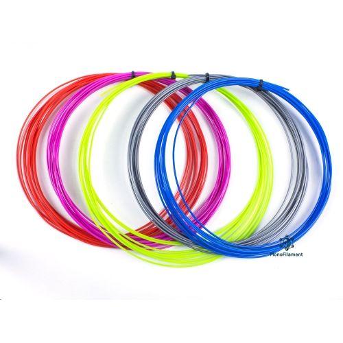 ABS набор для 3д ручки Ø1,75мм 16 цветов ( по 5 м каждого цвета)