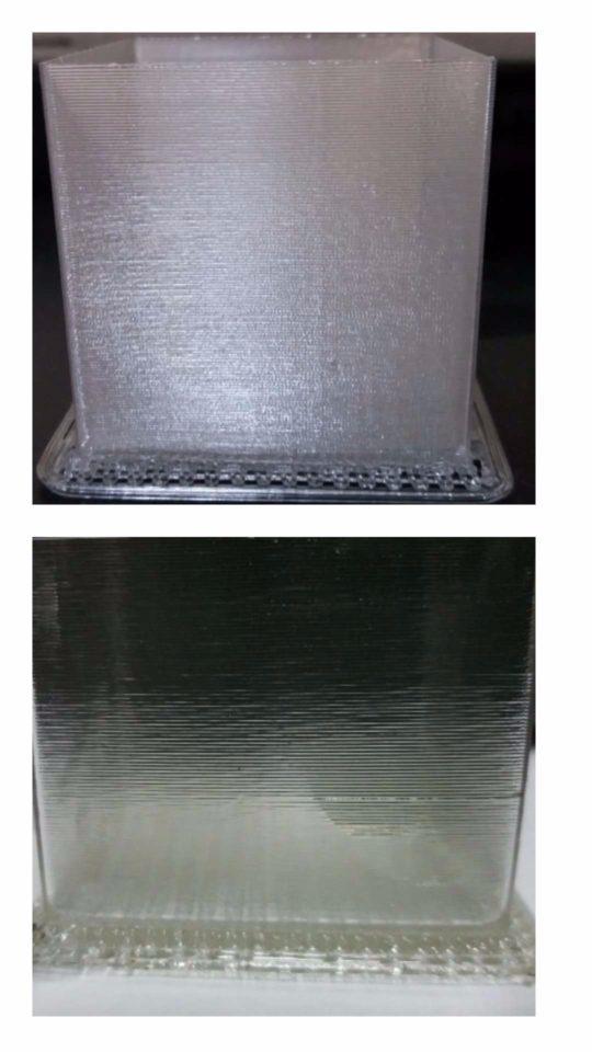 обработанный SAN пластик